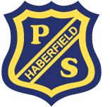 Haberfield Public School logo